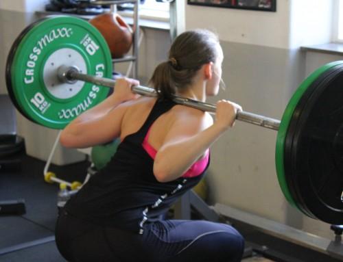 Hvis jeg løfter vægte, får jeg så store muskler?